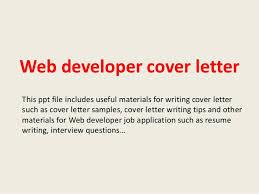 best solutions of web designer cover letter for odesk on sample