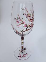 Wine Glass Decorating Ideas Decorated Wine Glasses Best Decoration Ideas For You