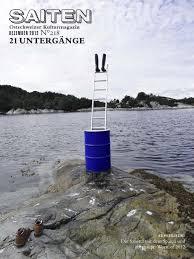 B Otisch Schmal N 218 21 Untergänge By Kulturmagazin Saiten Issuu