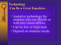 Assistive Technology For Blindness And Low Vision The Core Curriculum For Blind And Visually Impaired Children And Yout U2026