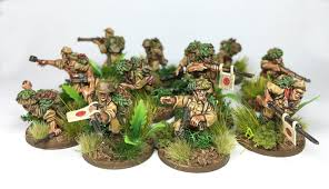 bolt action japanese army painting guide wwpd wargames board