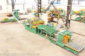 slitting line steel coil slitting machine cut to length line tube