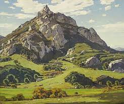 Mountain Landscape Paintings by 49 Best Art Mountains Images On Pinterest Landscape Paintings