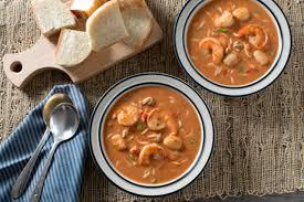 Mediterranean Style Food - mediterranean style seafood chowder recipe kraft canada