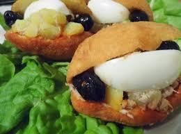 cuisine tunisienne fricassé recette de pâtes fricassé tunisien de la cuisine tunisienne