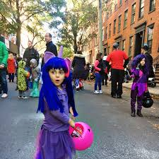 halloween in nyc gets better every year mommy shorts