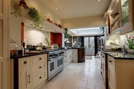 Galley Kitchens With Island 10 Tips For Planning A Galley Kitchen