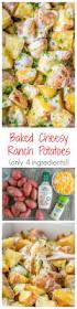 baked cheesy ranch potatoes recipe cheesy ranch potatoes