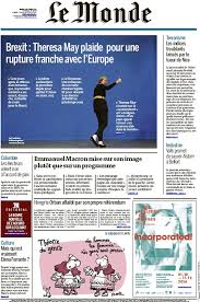si鑒e du journal le monde s robbery covered by just 1 newspaper daily