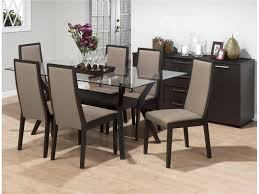 Glass Top Pedestal Dining Tables Adorable Rectangle Glass Dining Room Table And Xavier Rectangular