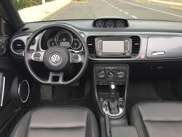 beetle volkswagen interior volkswagen beetle cabrio grey u2013 elite cars canarias s l