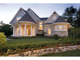 luxury home plans with photos hilliard luxury home plan 013s 0013 house plans and more