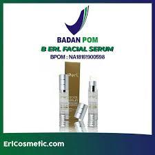 Serum Erl serum halal dan terdaftar bpom b erl cosmetic