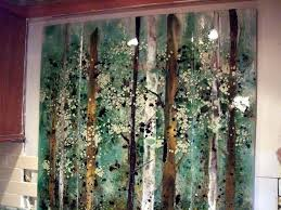 Stained Glass Backsplash by 361 Best Glass Backsplash Images On Pinterest Backsplash Fused