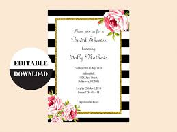 editable invitations download u003e edit u003e print magical printable