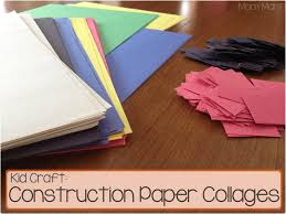 construction paper crafts for kids laura williams