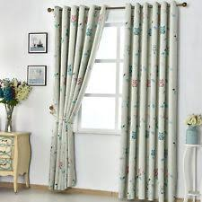 Ready Made Children S Curtains Unbranded Curtains For Children Ebay