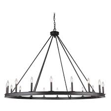 Circle Chandelier Chandeliers Mariana Home