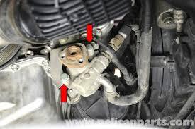 volkswagen golf gti mk iv power steering pump and reservoir