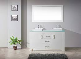 bathroom elegant contemporary and vintage grey bathroom vanity