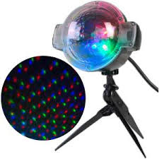 star shower magic motion laser spike light projector star shower motion laser light projector 10639 6 the home depot