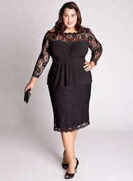black lace plus size cocktail dresses darius cordell fashion ltd