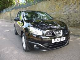 nissan qashqai used automatic used 2010 nissan qashqai acenta 5dr automatic for sale in welling