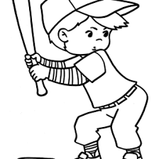 coloring pages sports free kids drawing coloring pages