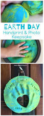 handprint earth day craft for kids earth craft and
