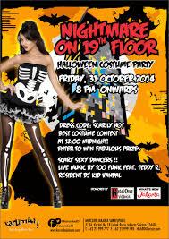 nightmare on 19th floor u2013 halloween costume party karumba