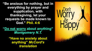 thanksgiving translation overcoming overcoming worry matt 6 24 34 do not worry by worrying