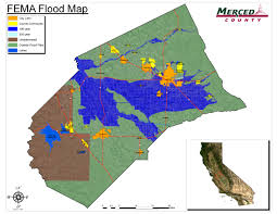 Flood Map Gis Maps Merced County Ca Official Website