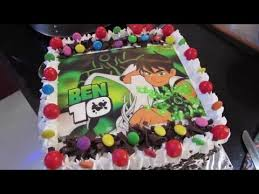 cara membuat hiasan kue ulang tahun anak menghias kue ulang tahun anak youtube