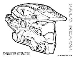 halo 3 free coloring pages on art coloring pages