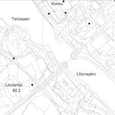How To Read A Topographic Map Topographic Database National Land Survey Of Finland