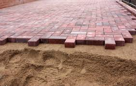 How To Install Pavers For A Patio How To Install A Laid Paver Patio Buildipedia