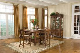 Tables Betterimprovementcom Part - Tropical dining room sets counter height