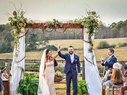 Farm Wedding Venues Near Atlanta Rustic Weddings Georgia Farm
