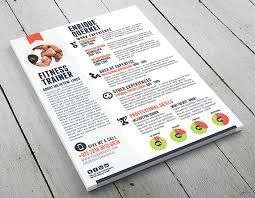 personal trainer resume fitness trainer resume templates for cv
