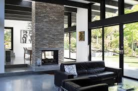 hillside eichler inspired residence in california