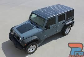 maroon jeep wrangler 2 door outfitter 2007 2017 jeep wrangler hood blackout vinyl graphics