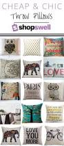 chic fabulous and cheap throw pillows pillows cheap throw