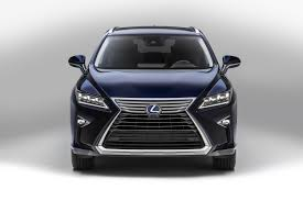 lexus 3rd row crossover 2016 lexus rx review youtube