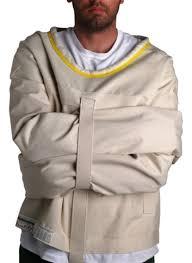 Asylum Halloween Costumes Straightjacket Costume Straight Jacket Costumes