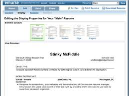 Free Resume Builder Software Free Resume Creator Download Resume Template And Professional Resume