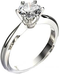 wedding ring dubai buy 18k gold and 0 25 ct solitaire diamond engagement ring rings