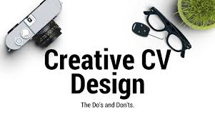 Dos And Donts Of Resume Creative Cv Design The Do U0027s And Don U0027ts Atwood Tate