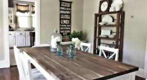 furniture dining room marvelous rustic dining table trestle
