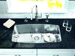 home depot kitchen sinks stainless steel undermount stainless steel kitchen sink wells gauge double bowl