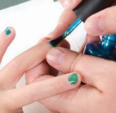 how to design nail services for kids